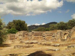 Discarica Corcolle villa adriana