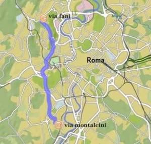 Covo BR via Montalcini