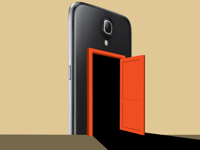Samsung backdoor