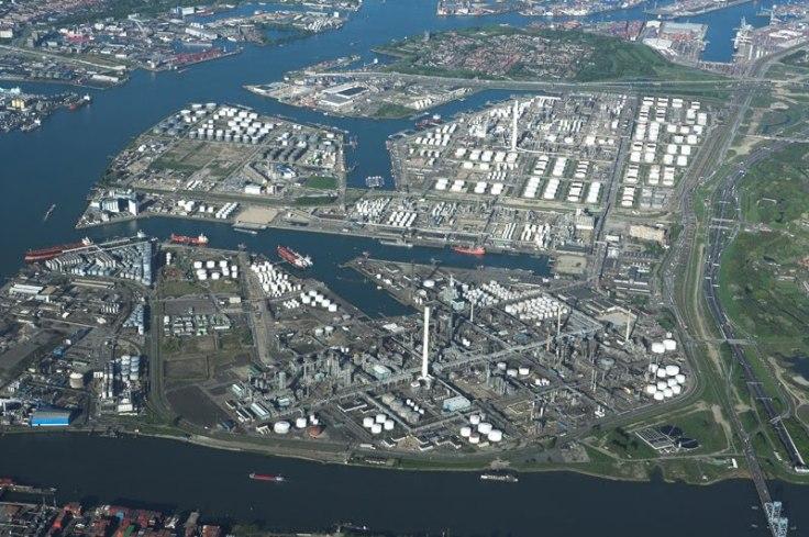 Port of Rotterdam_aerial1